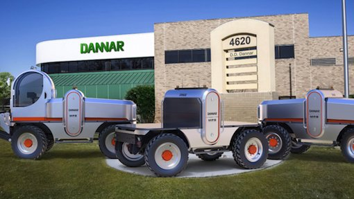 The NEW DANNAR 400 Mobile Power Station.