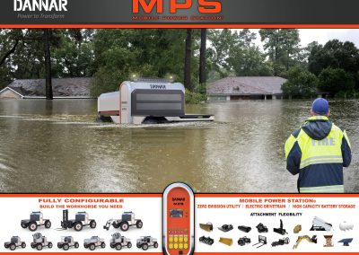 DANNAR MPS Disaster Response Submersible