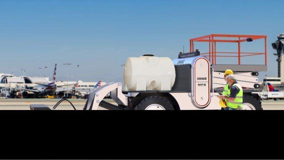 "DANNAR bringing ""Power on Wheels"" to Port of Stockton"