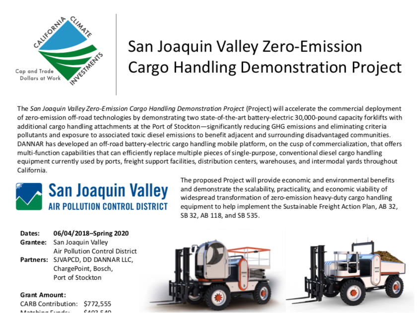 DANNAR & The First Annual Low Carbon Transportation Heavy-Duty Showcase
