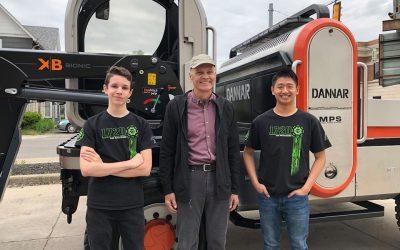 DANNAR Welcomes Interns from Team 1720