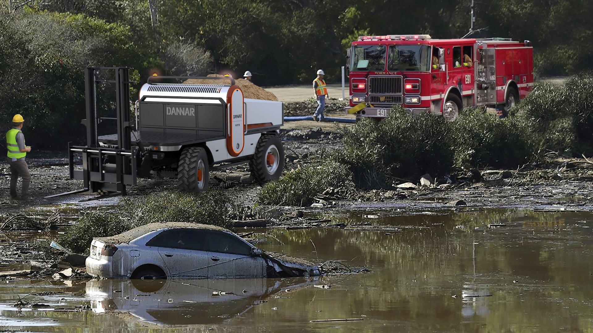 DANNAR MPS Mudslide