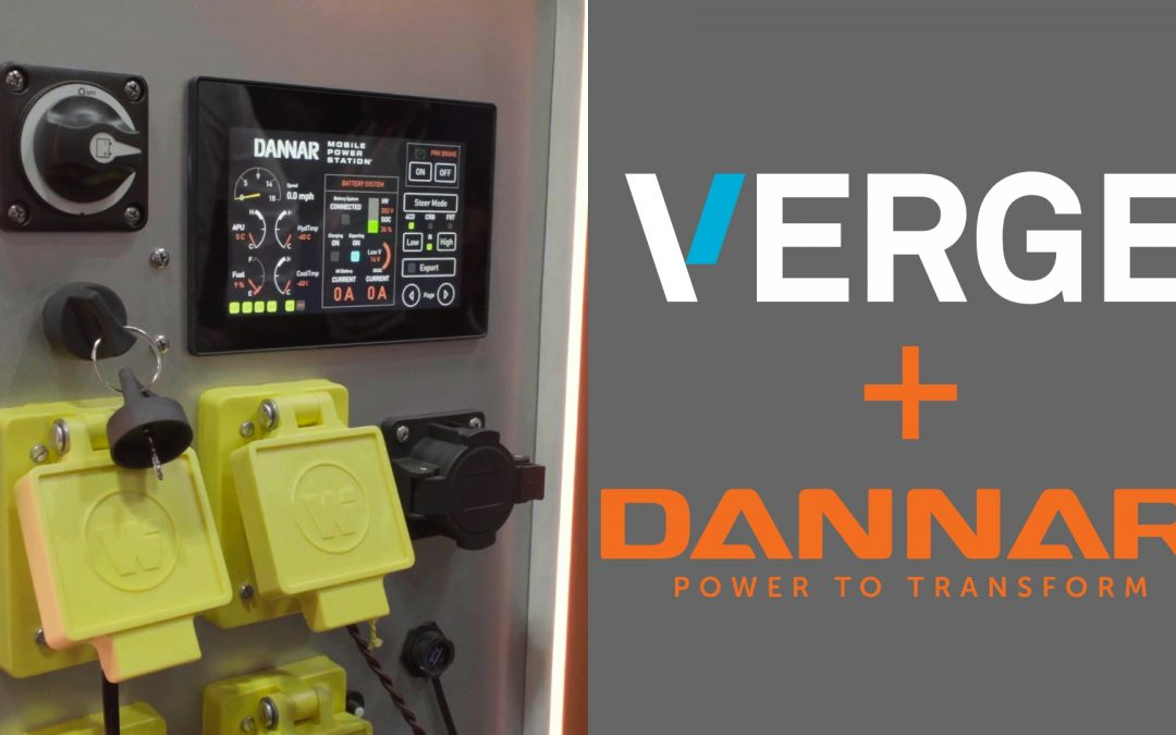 DANNAR at VERGE 19