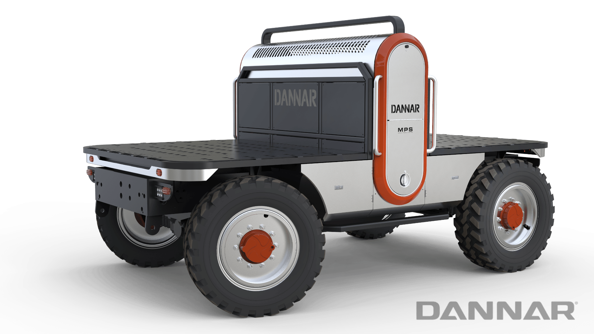 NEW! Introducing the DANNAR 400 Mobile Power Station.