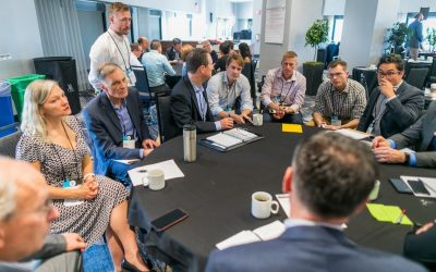 Gary Dannar Attends VERGE 2019 and the Commercial ZEV Summit