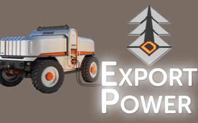 New Video – Export Power!
