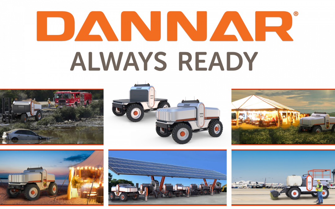 DANNAR. Always Ready.