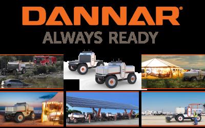 DANNAR. Always Ready.